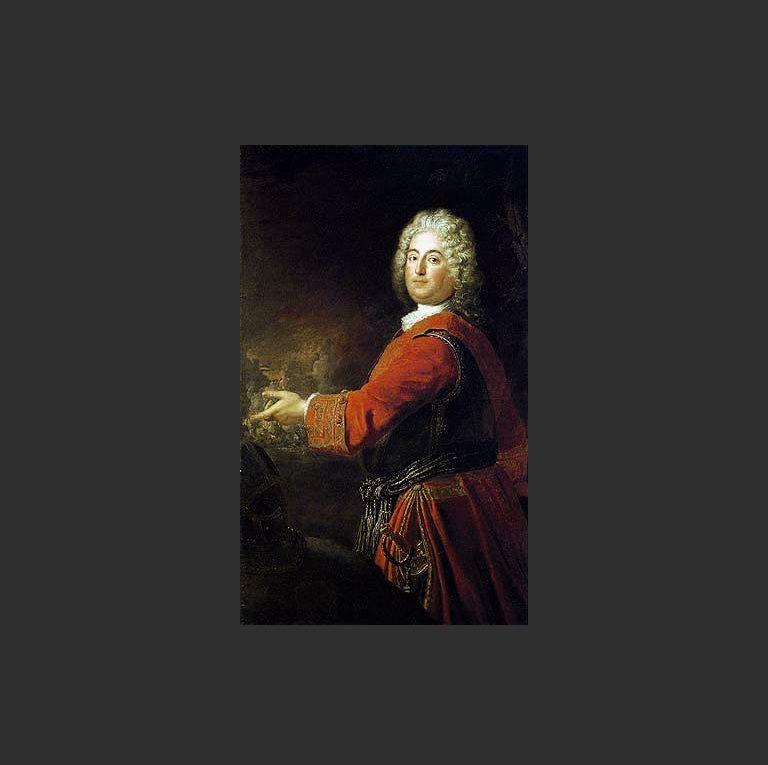 Кристиан Людвиг Брандербург-Шведтский (нем. Christian Ludwig zu Brandenburg-Schwedt; 1677 – 1734)