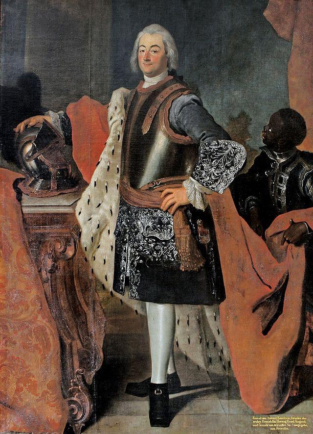 Леопольд Ангальт-Кётенский (нем. Leopold von Anhalt-Köthen, 1694 — 1728)