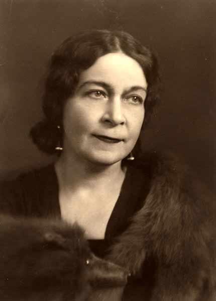 Любовь Никитична Столица (урожд. Ершова, 1884 — 1934)