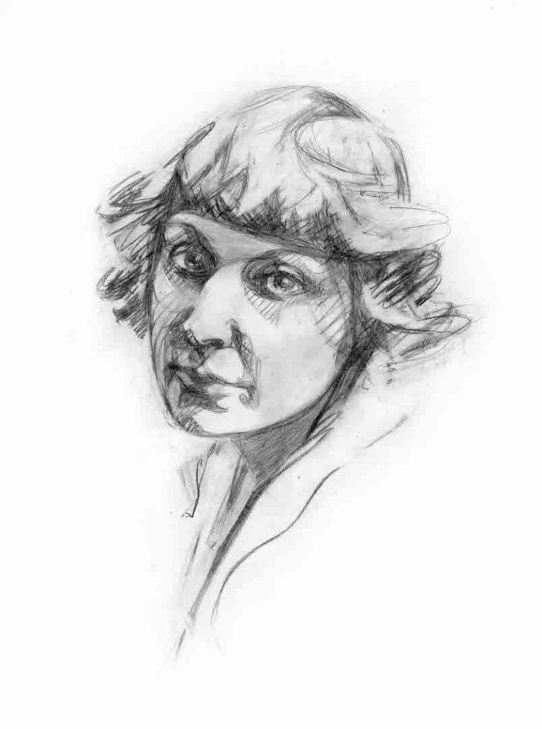 Марина Ивановна Цветаева (1892 — 1941)