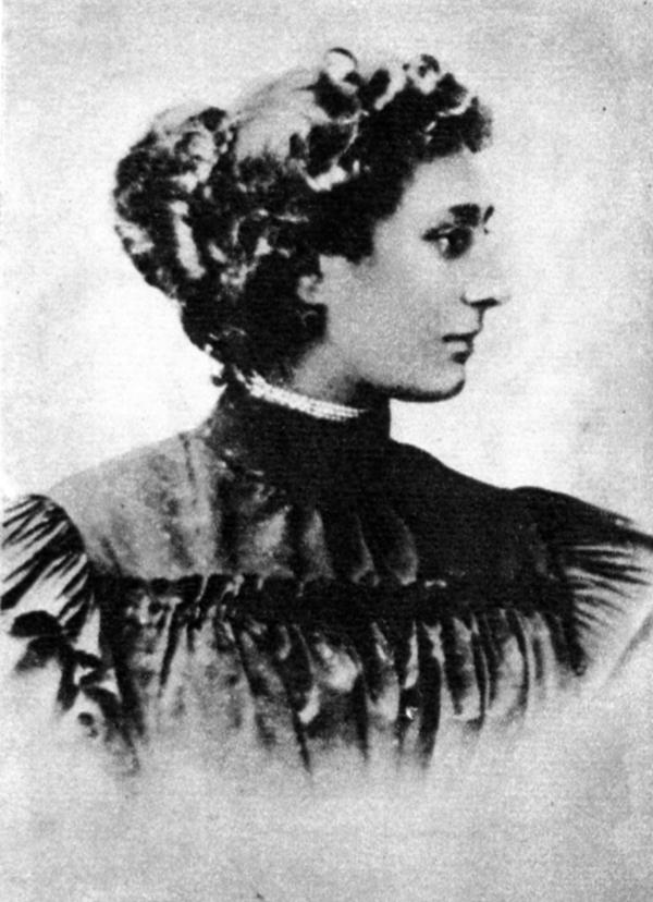 Мария Людвиговна Моравская (полное имя Мария Магдалина Франческа, 1889 — 1947)