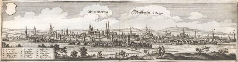 Мюльхаузен, Тюрингия. До 1650 г.