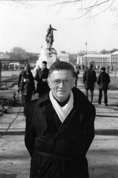 Омри Ронен (1937 — 2012)