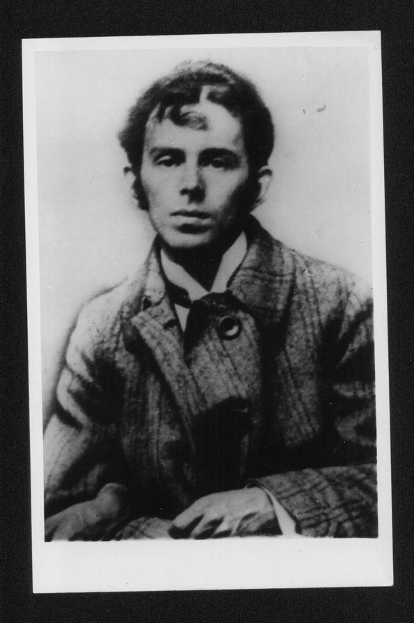 Осип Мандельштам. 1900-е