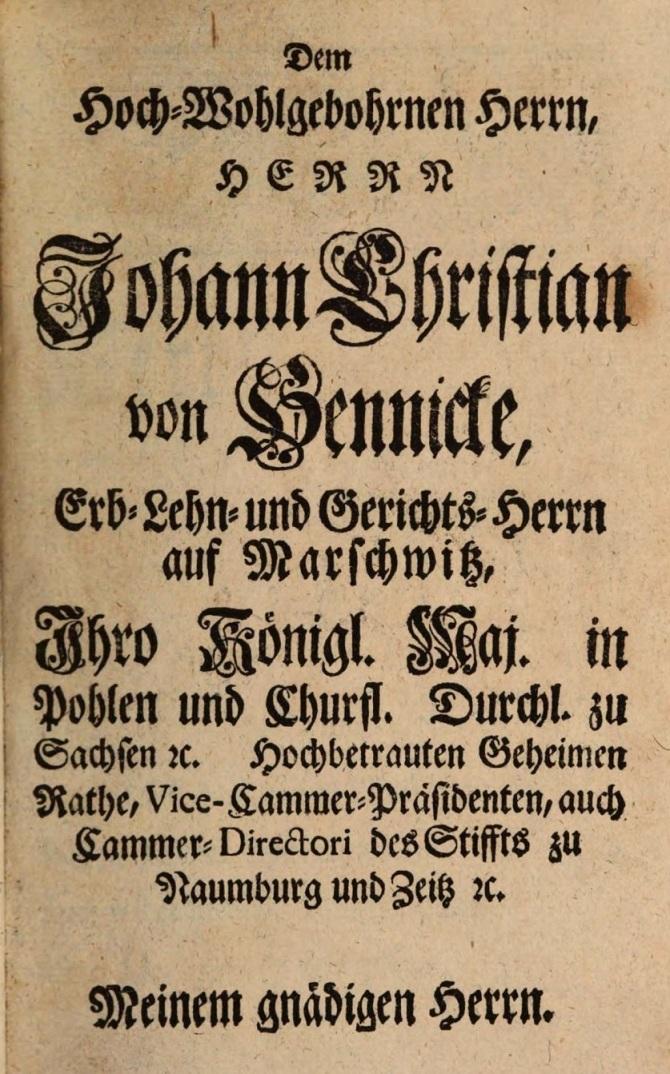 Сборник стихотворений Пикандера Picanders Ernst-Schertzhaffte und Satyrische Gedichte
