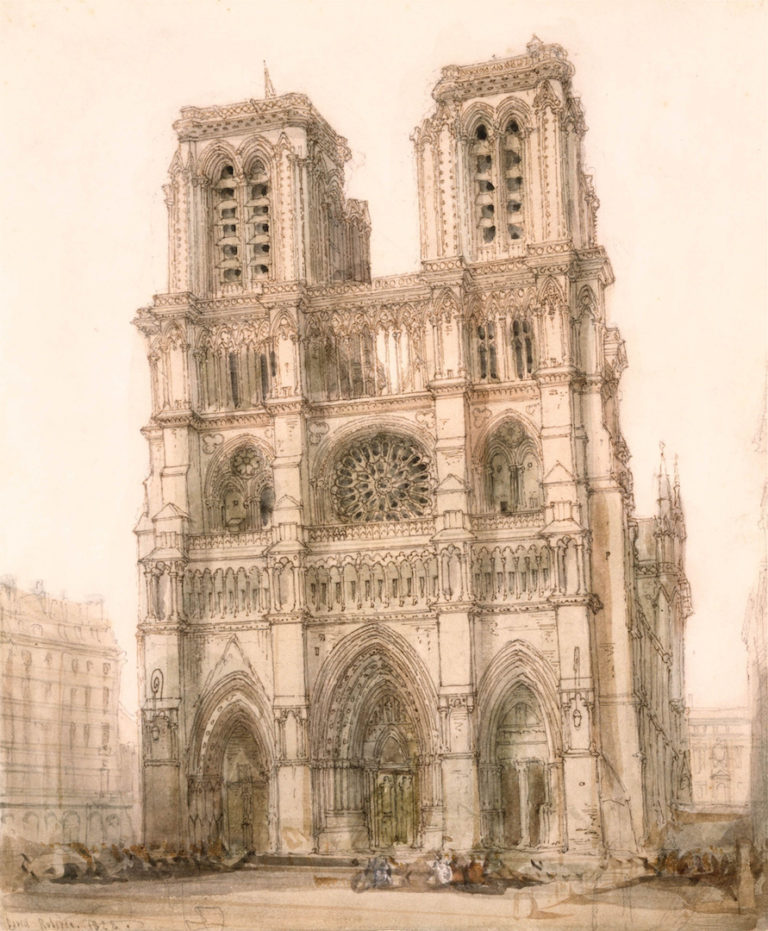 Собор Парижской Богоматери (Нотр-Дам де Пари, фр. Notre-Dame de Paris)