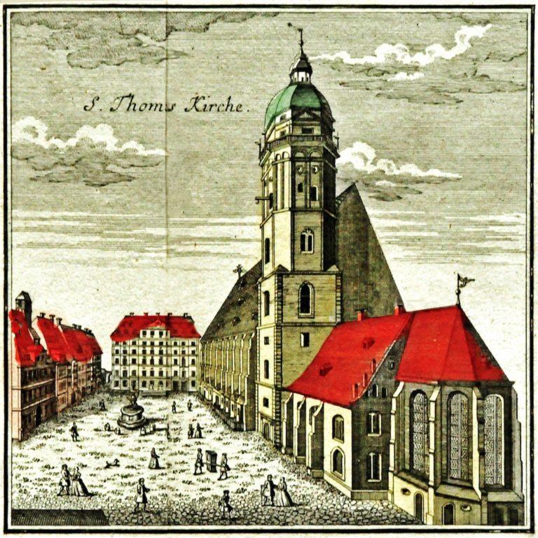 Церковь Святого Фомы, Томаскирхе (нем. Thomaskirche)