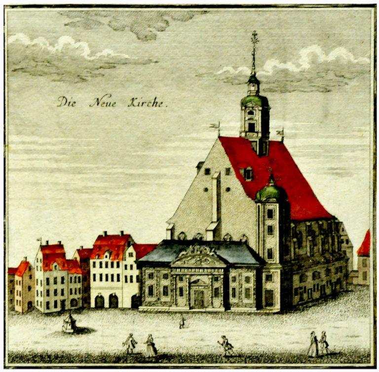 Церковь Святого Матфея (нем. Matthäuskirche)