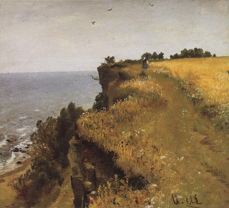 У берегов Финского залива. 1888