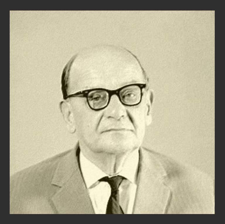 Виктор Максимович Жирмунский (1891 — 1971)