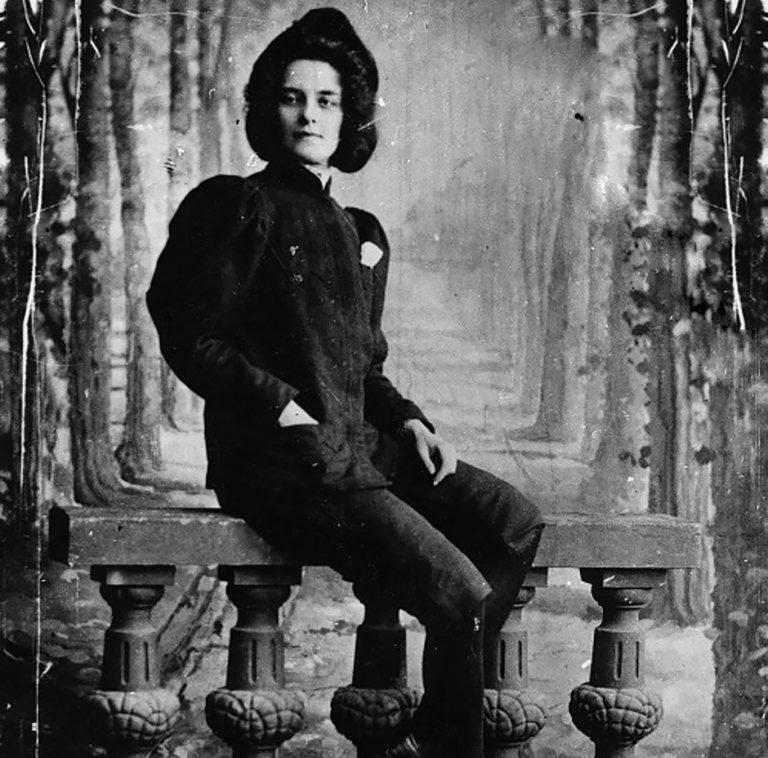 Зинаида Николаевна Гиппиус (по мужу Мережковская, 1869 — 1945)