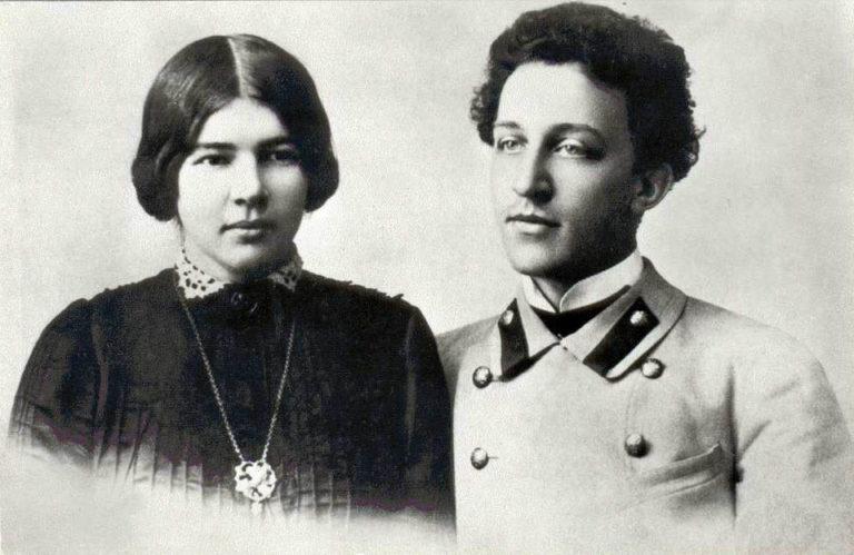 Александр Александрович Блок (1880—1921) и Любовь Дмитриевна Блок (1881—1939)