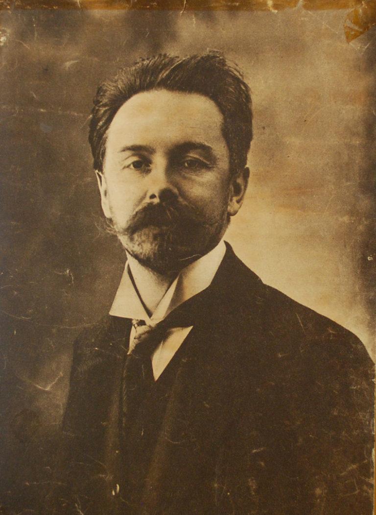 Александр Николаевич Скрябин (1871, по новому стилю 1872 — 1915)