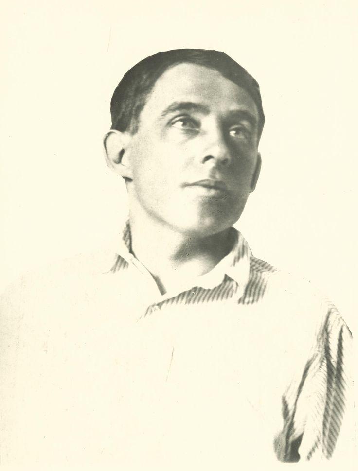 Алексей Елисеевич Крученых (1886 — 1968)