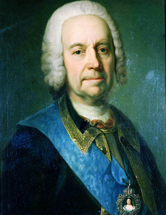 Андрей Иванович Ушаков (1672— 1747)