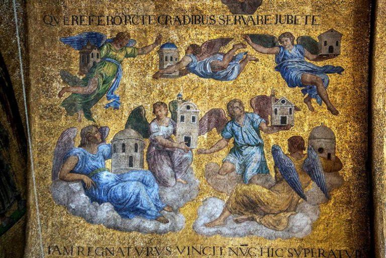 Ангелы семи асийских церквей
