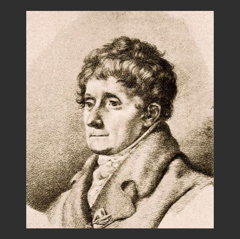Антонио Сальери. 1821