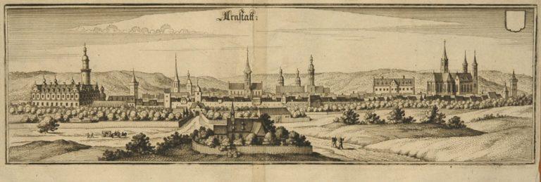 Арнштадт. 1650