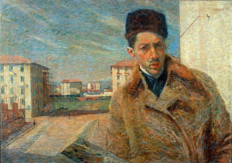 Автопортрет. 1908