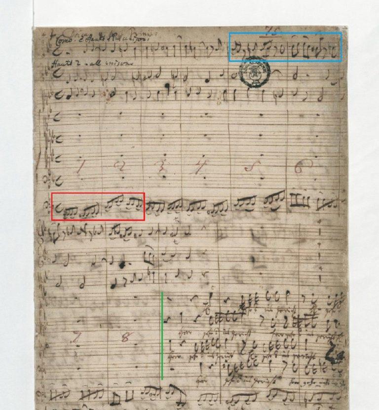 BWV 105 №1. Adagio (2)