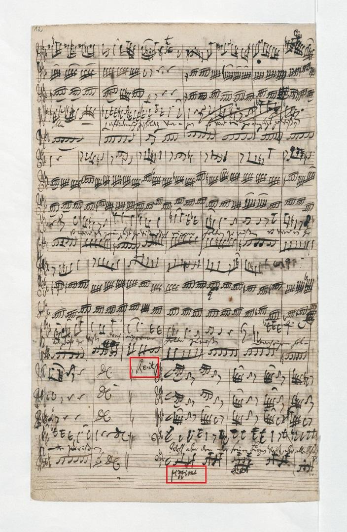 BWV 105 №4. Recit[ativo]