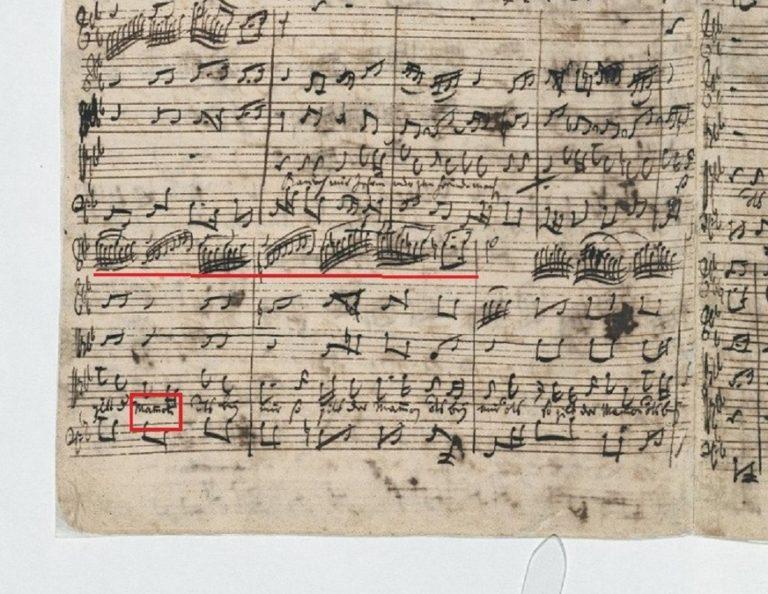 BWV 105 №5. Aria T (2)