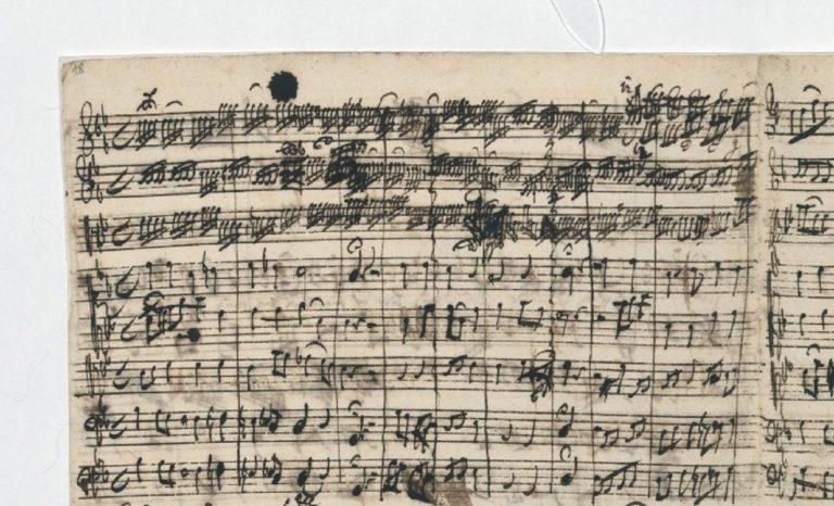 BWV 105 №6. Choral
