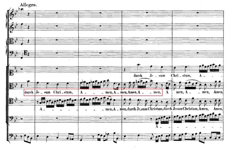 BWV 106. №4. Coro (2)