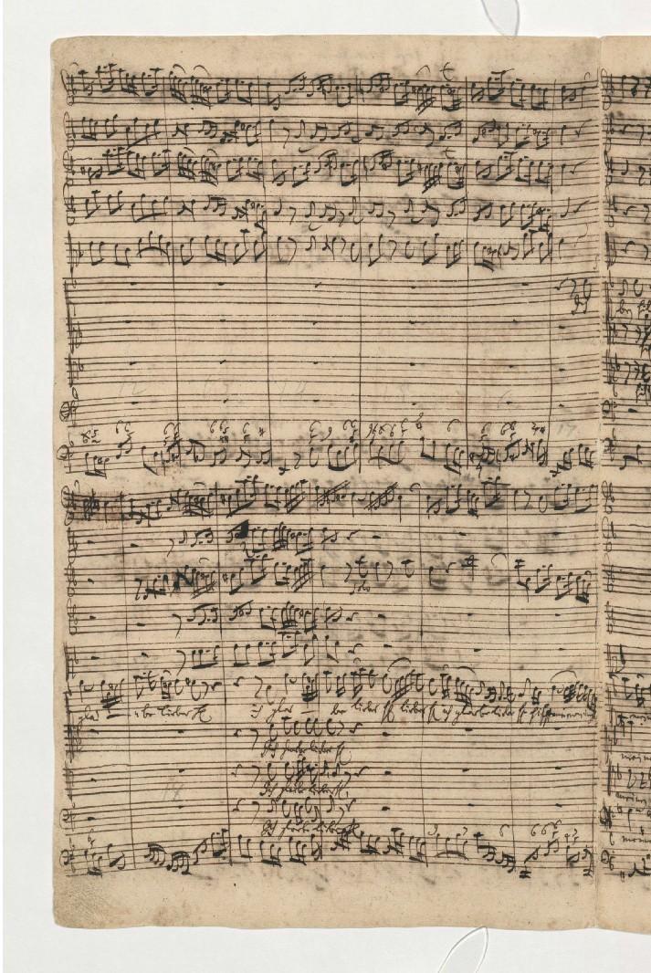 BWV 109. №1. Coro