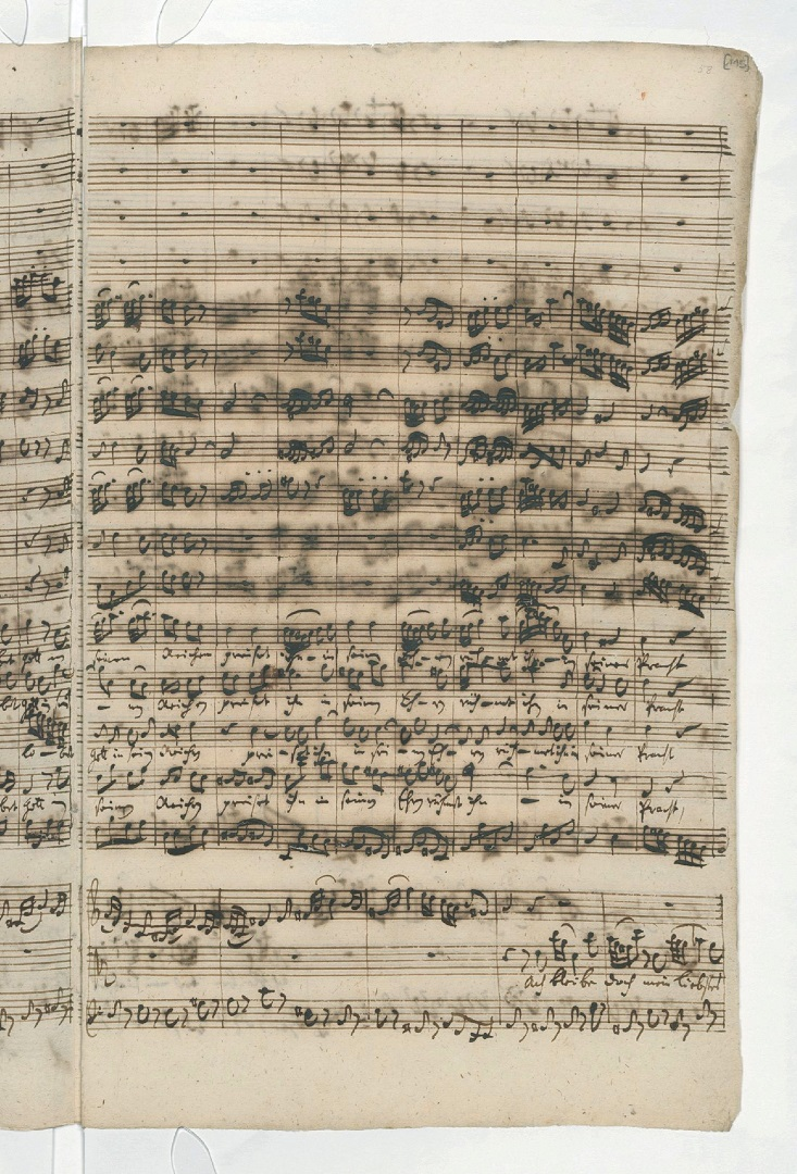 BWV 11. №4. Aria