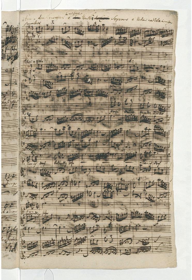 BWV 11. №8. Aria