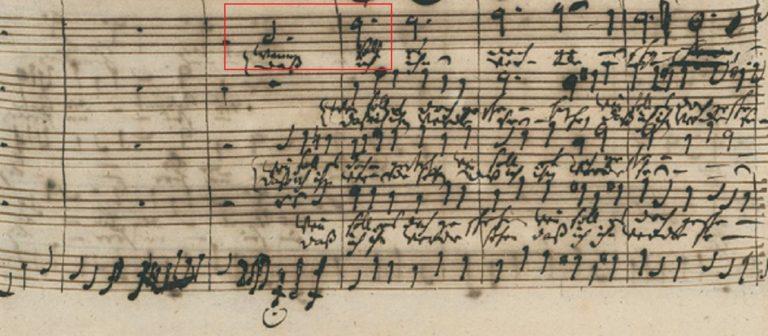 BWV 11. №9. Choral (2)