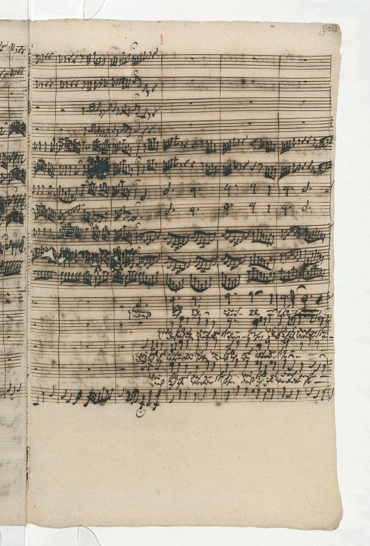 BWV 11. №9. Choral