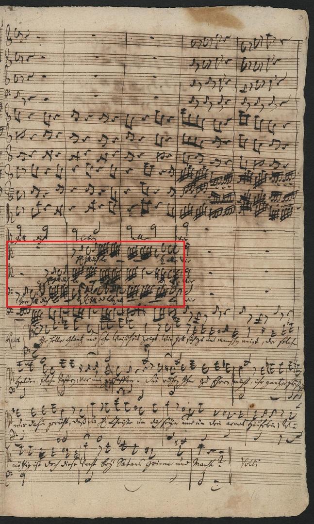 BWV 130. Chorus (page 3)