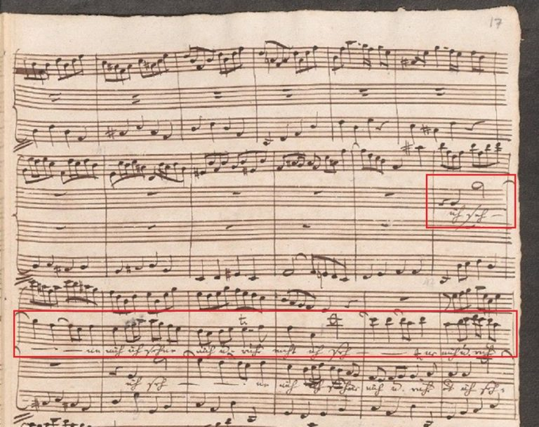 BWV 149. Aria A T (page 3)
