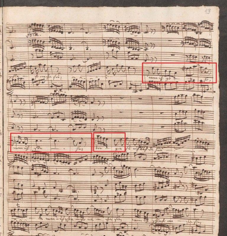 BWV 149. Aria S (page 8)