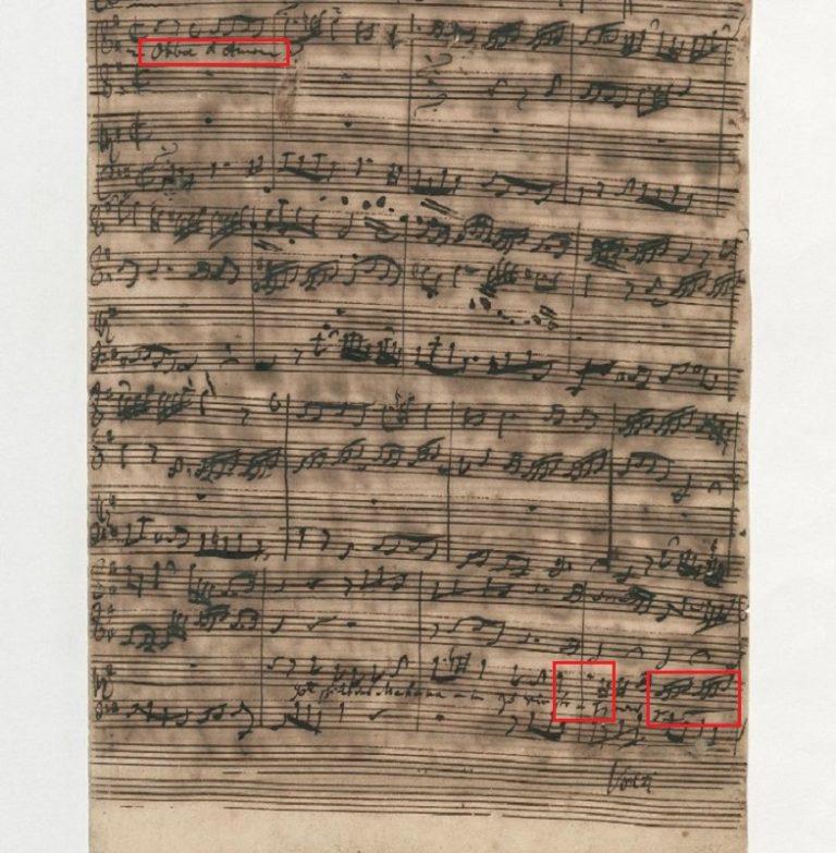 BWV 19. Aria S (page 1)