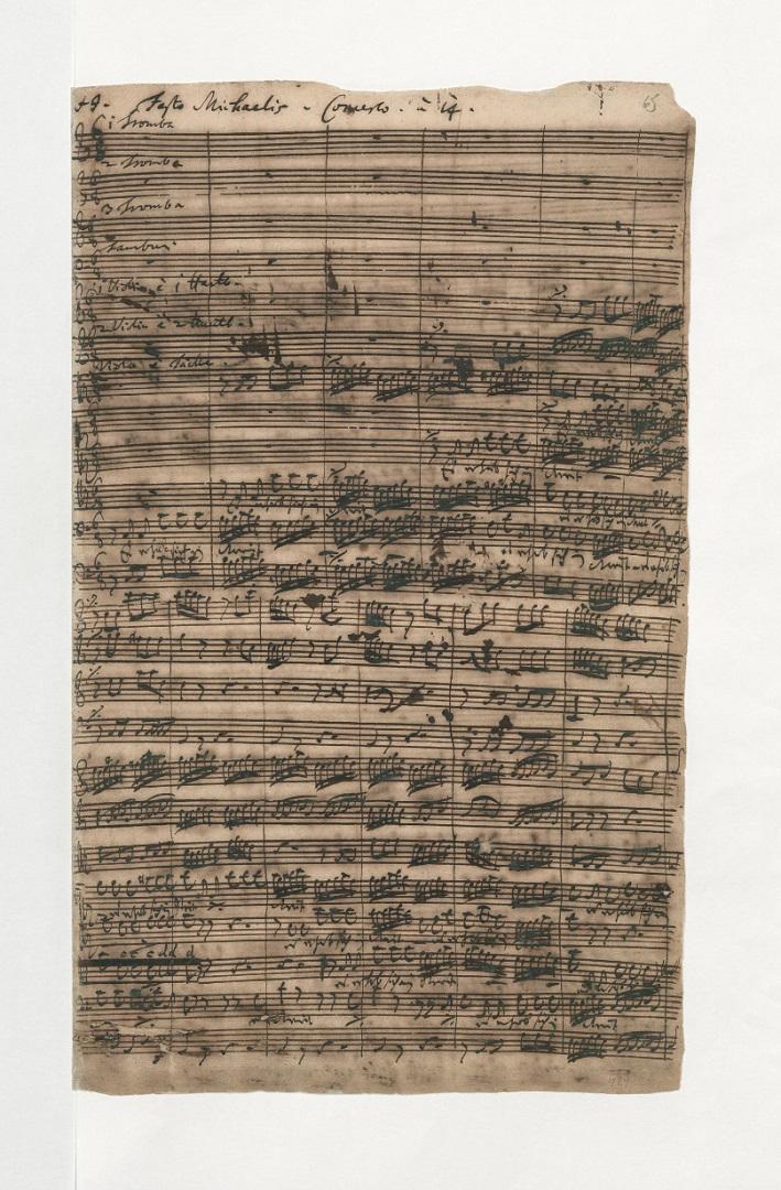BWV 19. Chorus (page 1)