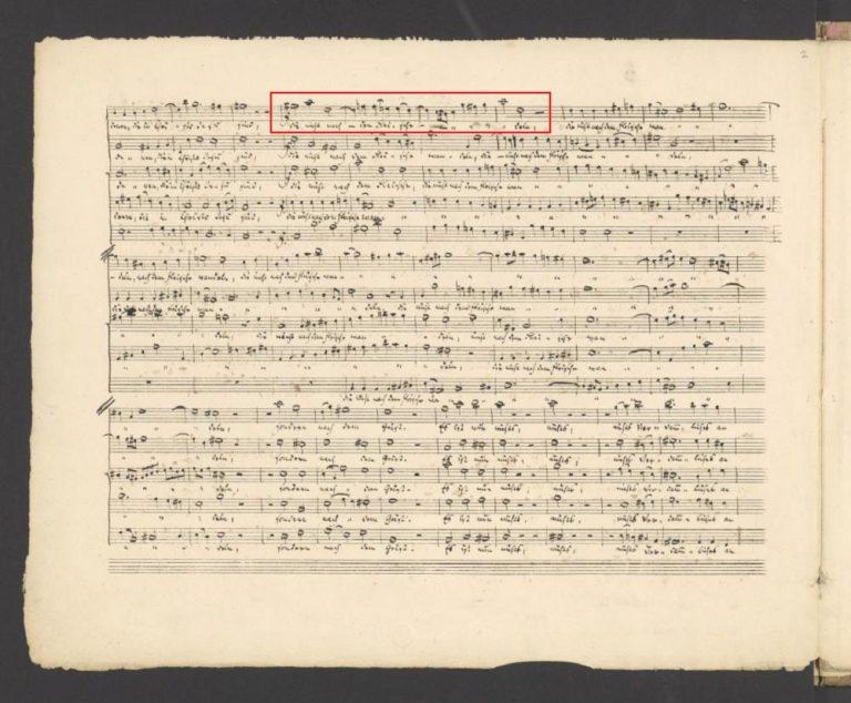 BWV 227,2. Chor (page 2)