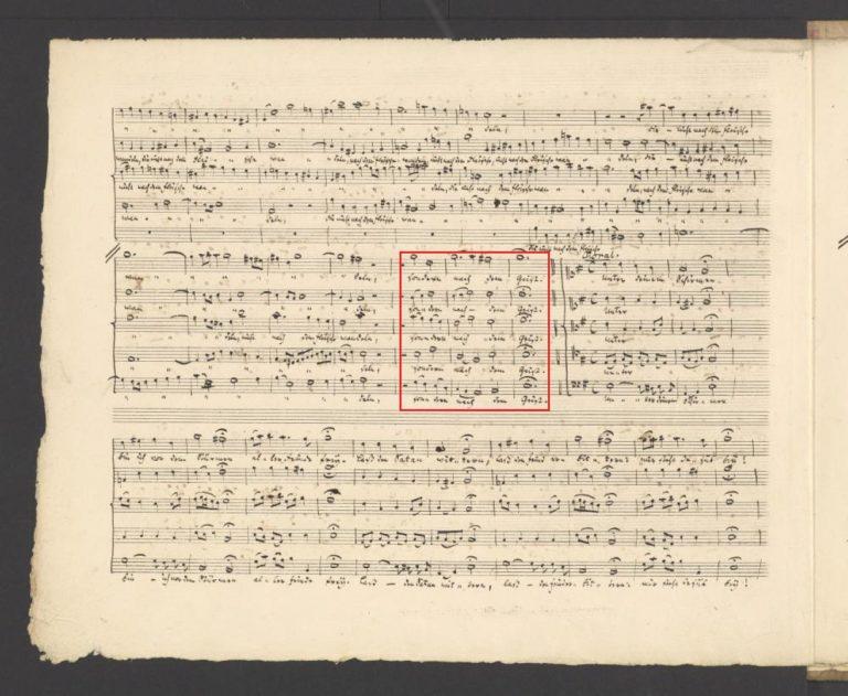 BWV 227,2. Chor (page 4)