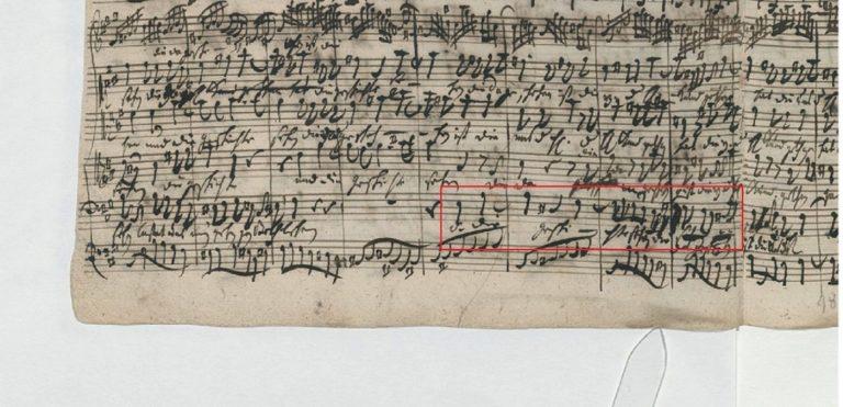 BWV 248. Part III/26. Chorus (p3)
