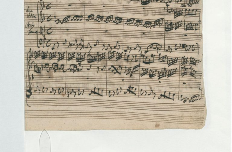 BWV 248. Part IV. №41. Aria