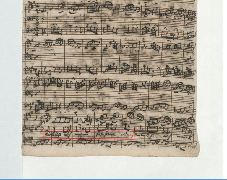 BWV 248. Part V №47. Aria B (2)