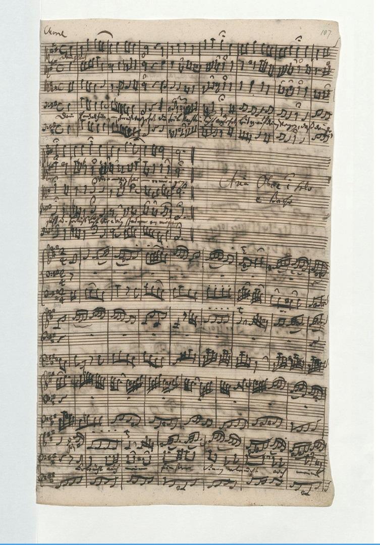 BWV 248. Part V №47. Aria B