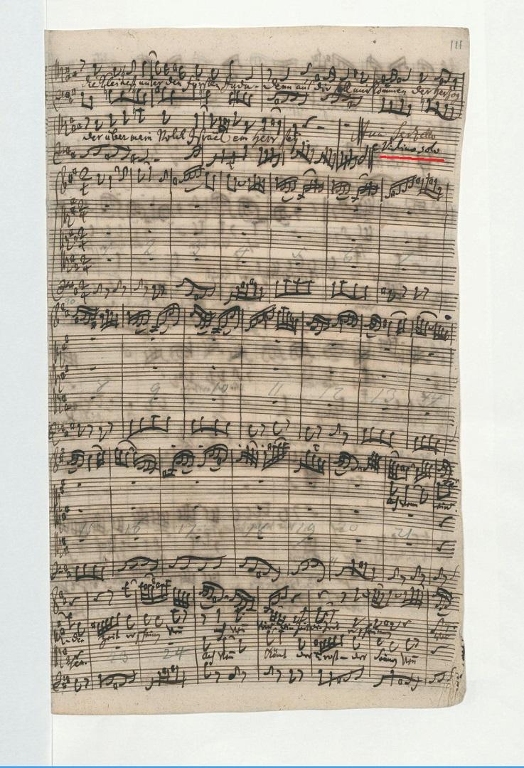 BWV 248. Part V №51. Aria Terzetto (p1)