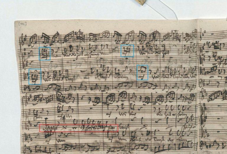 BWV 248. Part V №51. Aria Terzetto (p2)