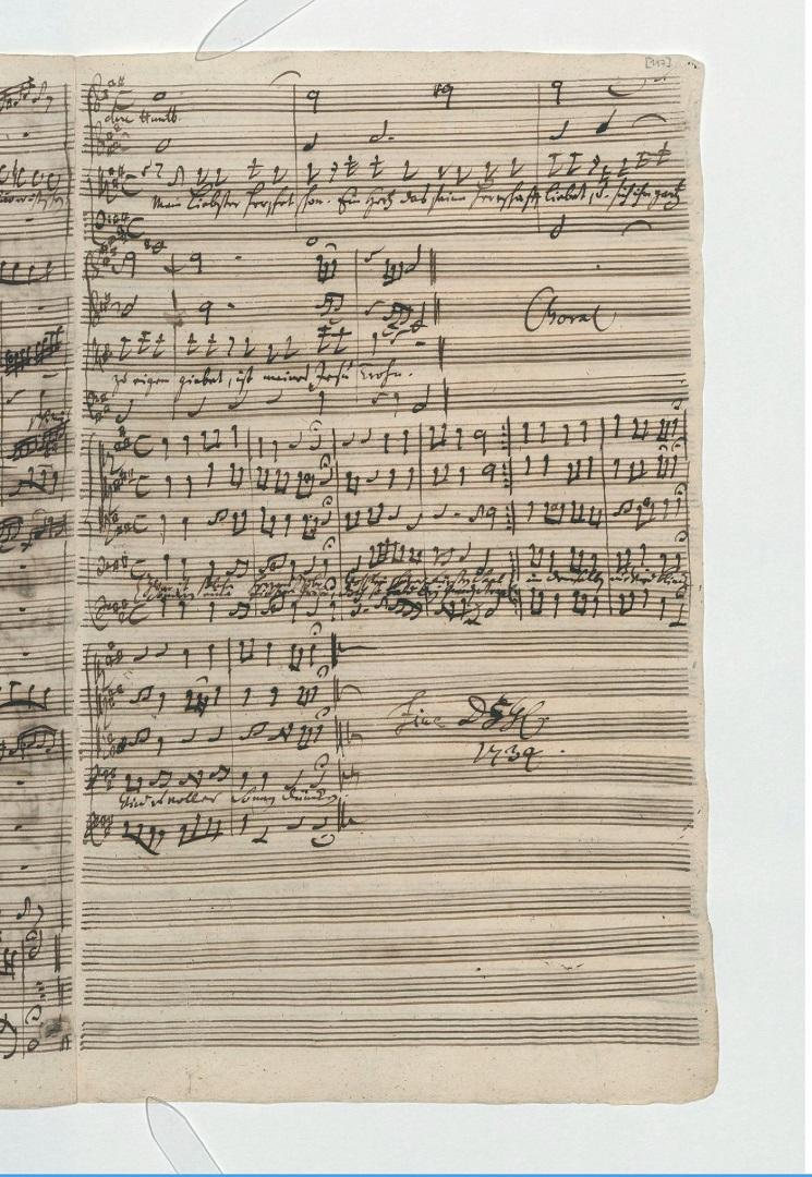 BWV 248. Part V №53. Choral