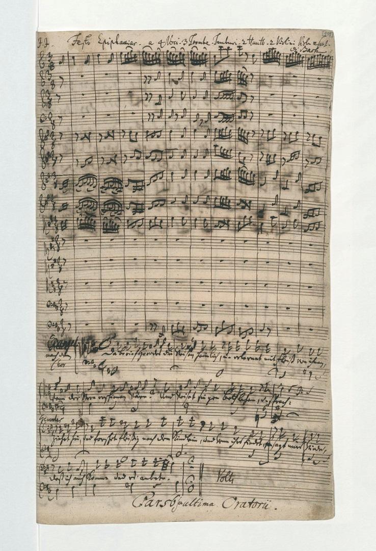 BWV 248. Part VI №54. Chorus
