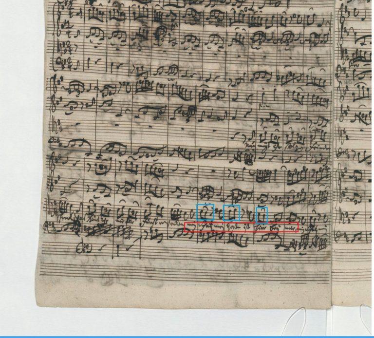 BWV 248. Part VI №62. Aria T (2)