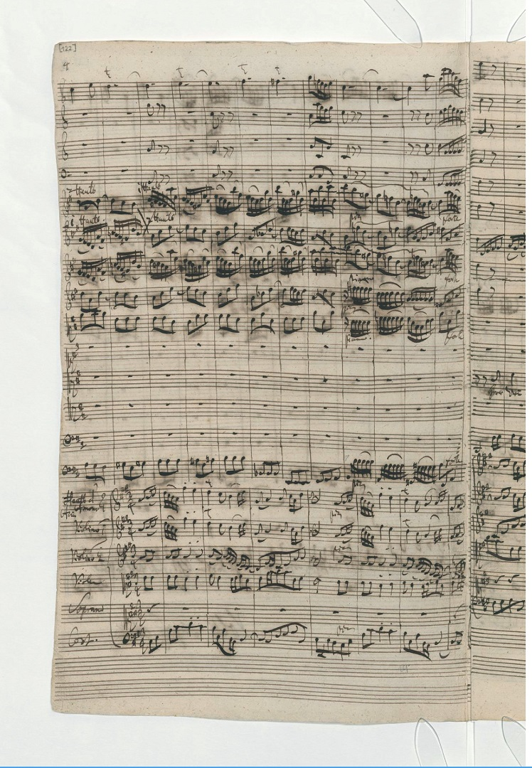 BWV 248.Part VI №57. Aria S